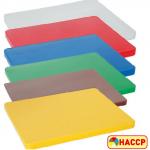 Plastové dosky HACCP