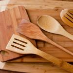 Drevené kuchynské náradia