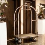 Hotelové vozíky