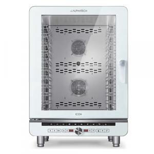 Konvektomat ICET101 + Automatický umývací systém + Sonda