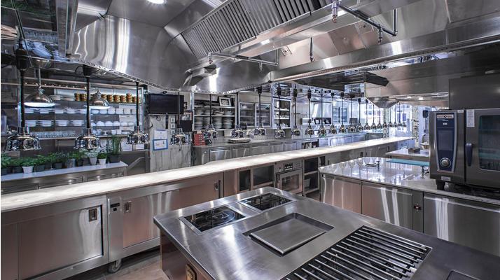 Podnikanie v gastronómií - Ako otvoriť reštauráciu? 3. Časť - Zariadenie kuchyne
